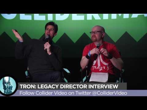 'TRON: Legacy' Director Joseph Kosinski Reveals Behindthes Secrets, Talks 'TRON 3'