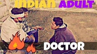 Indian Adult Doctor | DGM Comedy Capsule | BB Ki Vines | Comedy Video Vines | Desi Panchayat |