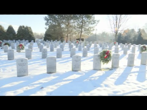 Veterans and families to participate in National Wreaths Across America Day