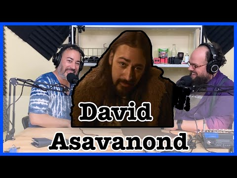 Be Your Own Business: Small Biz Chat With Actor David Asavanond
