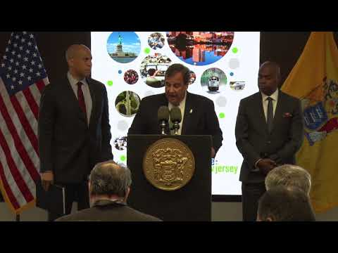 Governor Christie: Newark Is Prime Location For Amazon HQ2