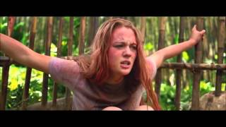 The Green Inferno - Shit Scene