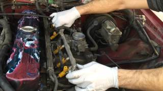 Fuel Injector Upgrade Install