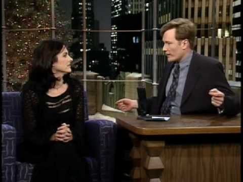 Molly Shannon on Conan - YouTube