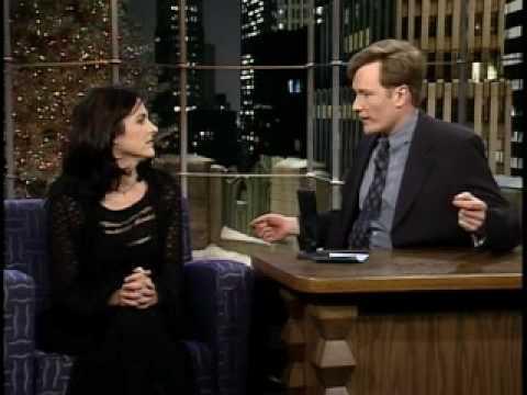 Molly Shannon on Conan
