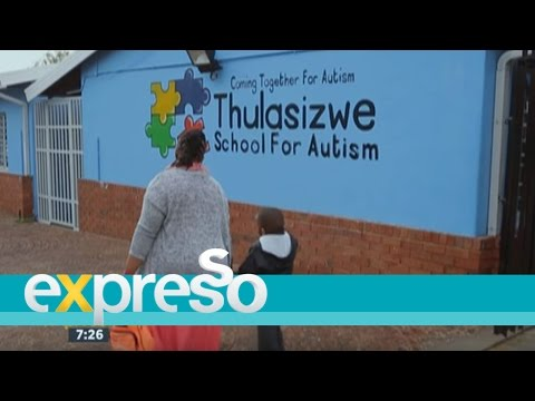 First Autism School in Soweto: Thulasizwe
