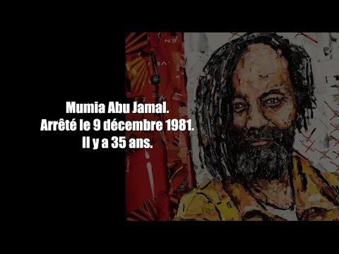 Mumia, arrêté le 9 décembre 1981: 35 ans de lutte contre l'injustice
