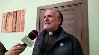 Interviste al vescovo De Luca e don Benito Giorgetta
