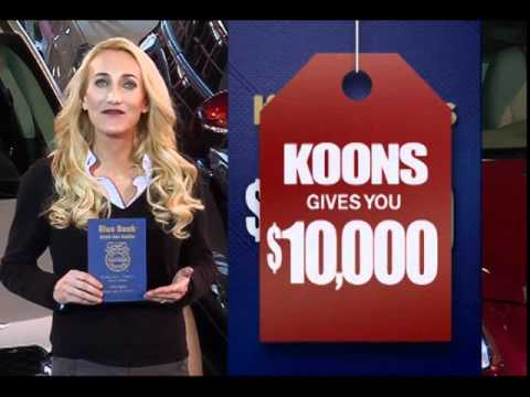 March 2011 Koons Easton Toyota TV Commercial featuring ...