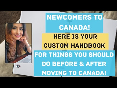 Must Do List Before And After Landing In Canada