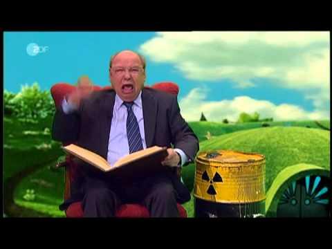Gernot Hassknecht und das Märchen vom billigen Atomstrom