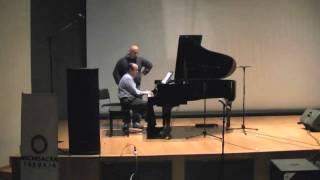 Patoruzu for Tape and Piano by Francisco Colasanto