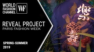 Reveal project spring-summer 2019 | Paris fashion week