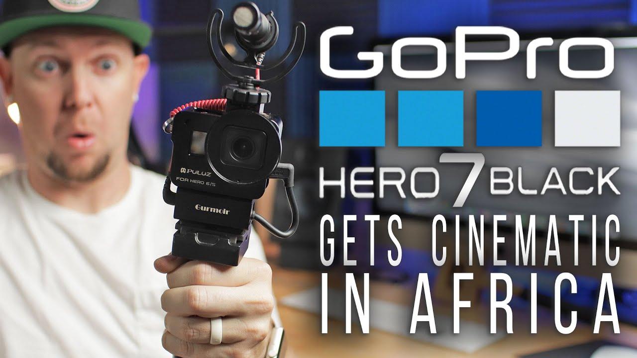 GoPro Hero 7 Black | Crazy Cinematic Footage | Uganda, Africa