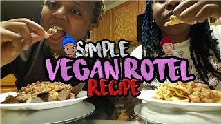 Simple Vegan Rotel Recipe