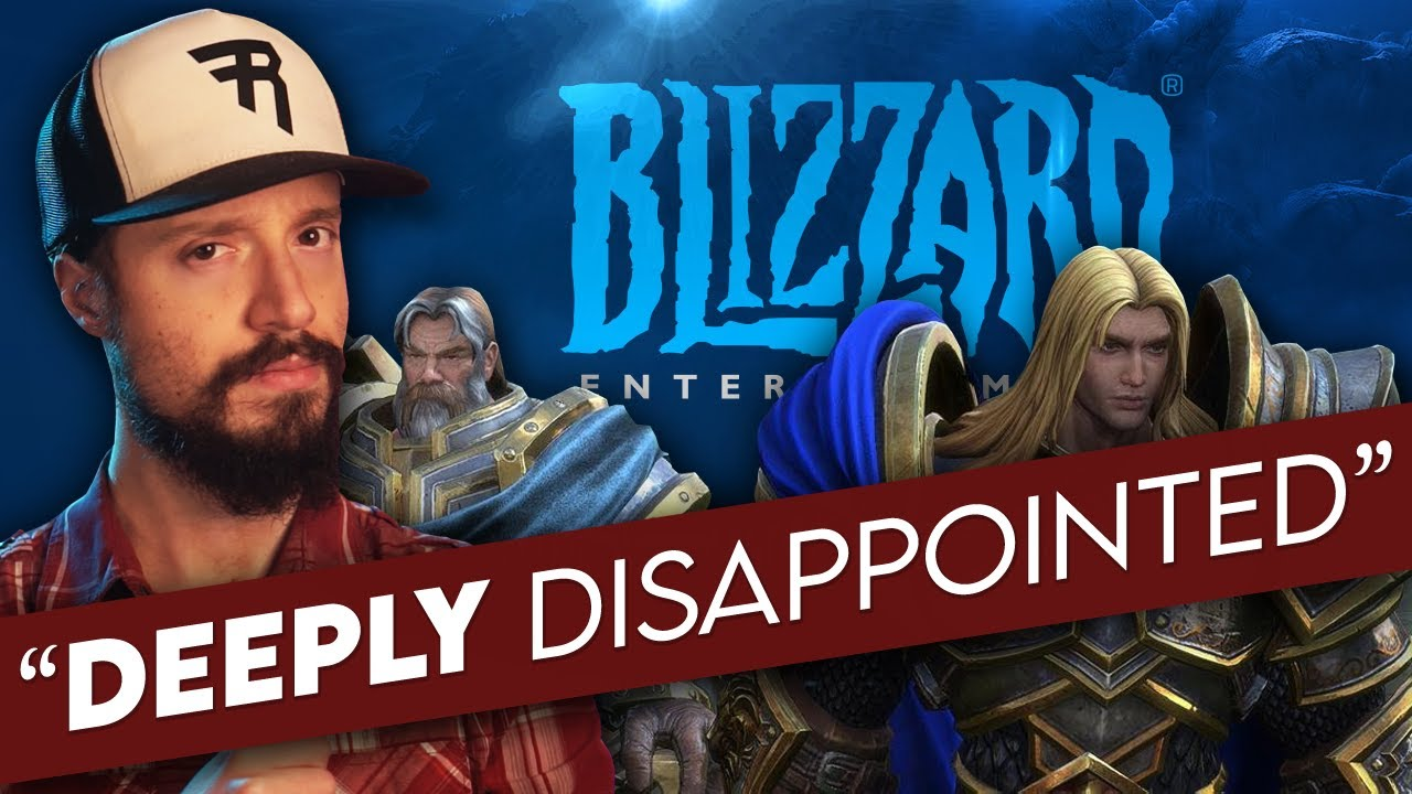What Went Wrong Inside Blizzard to Ruin WarCraft 3 Reforged