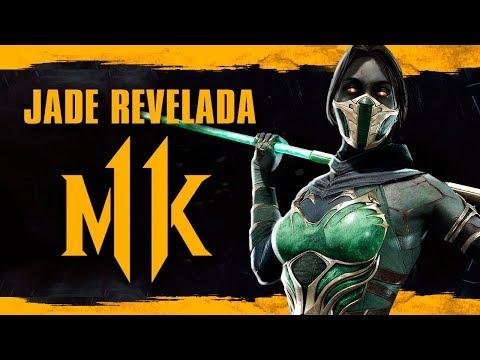 Mortal Kombat 11 - Jade Revelada, trailer oficial INCRÍVEL thumbnail