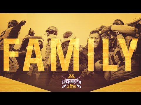 "Minnesota Football ""FAMILY"" (Gophers at Northwestern Game Trailer)"
