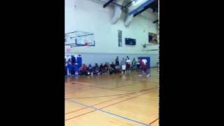 Dunk Contest w/ Paul George, Russell Westbrook, Blake Griffin @ UCLA Gym