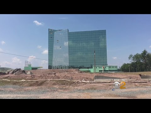 CBS2 Exclusive: Casino Resort Rises In The Catskills