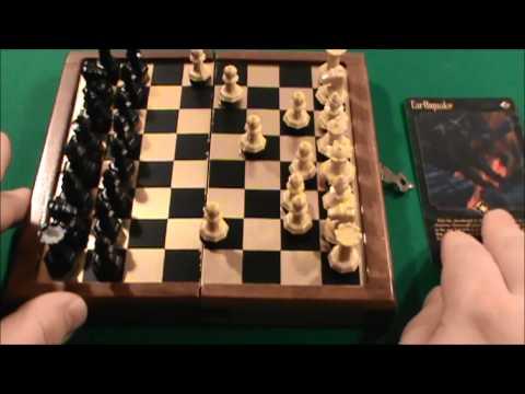 Black Belt Gaming - Knightmare Chess
