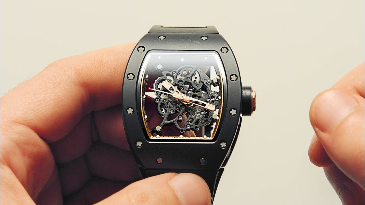 5 Weird Things About The Richard Mille RM055 | Watchfinder & Co ...