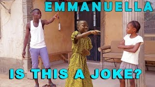 Emanuella  Gloria IS THIS A JOKE mark angel comedy mind of freeky comedy laugh now