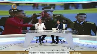 Juan Carlos Dugarte: Movilización en apoyo al presidente Maduro transcurrió de manera pacífica