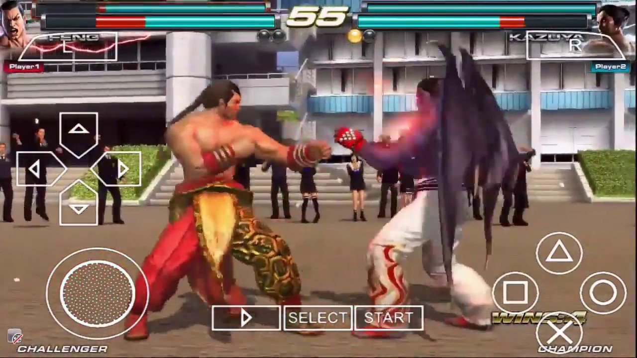 Tekken Tag Tournament 2 Ppsspp Iso Free Download And Gameplay 2019