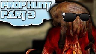 Gmod: Prop Hunt | Die Nacht der lebenden Toten! | Part 3