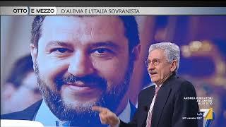 Otto e mezzo - D'Alema e l'Italia sovranista (Puntata 13/06/2018) thumbnail
