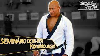 Seminário de Jiu-Jitsu - Ronaldo Jacaré - Round On