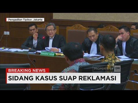 FULL - Debat Sengit Ahok & Kuasa Hukum Sanusi dalam Sidang Kasus Suap Reklamasi Pantai Jakarta