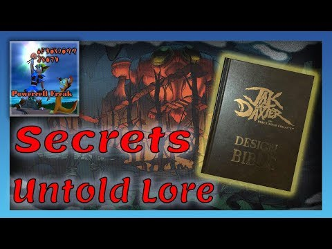 what-the-jak-and-daxter-design-bible-tells-us