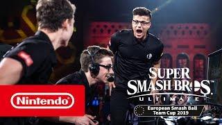 Highlights des Super Smash Bros. Ultimate European Smash Ball Team Cup 2019
