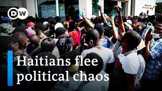 Haiti asks US to send troops amid political power vacuum