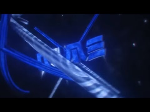 FREE BLUE Intro Template #313 Cinema 4D & After Effects