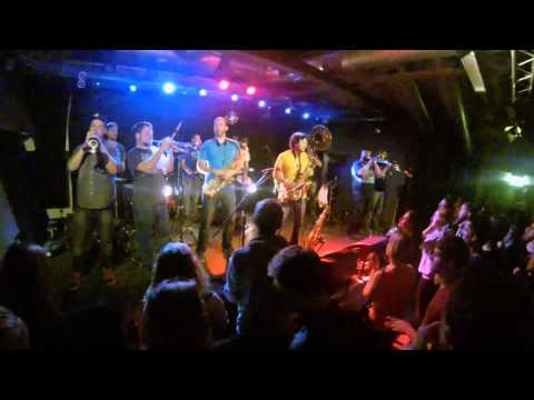 Youngblood Brass Band - Killing Me Softly