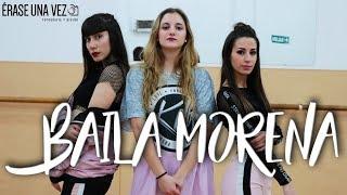 VIDEO CLASE Baila Morena - Hector y Tito Ft. Don Omar