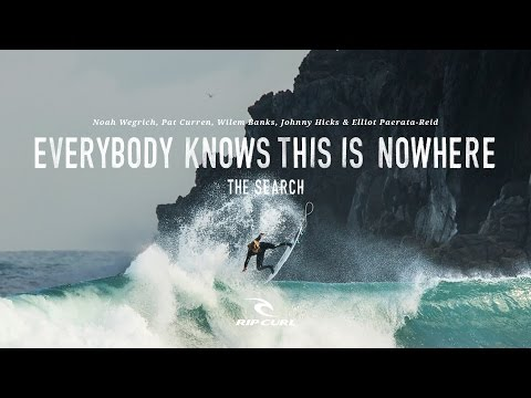 Everybody Knows this is Nowhere – surf video