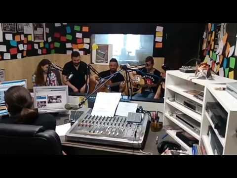 Sugar Free! Band 🍭 Νιώθω ενοχές, Γέρο Μαθιος, acoustic cover live in studio radio lyxnari