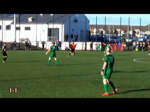 Crumlin Star FC 3-1 East Belfast FC