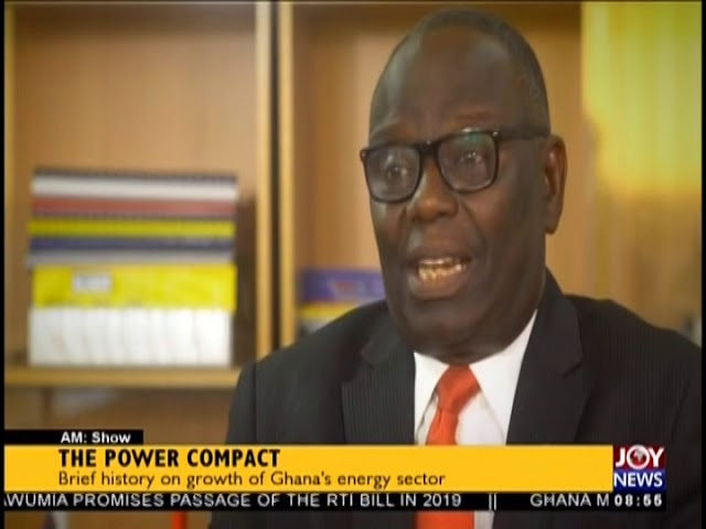 The Power Compact - AM Show on JoyNews (12-12-18)