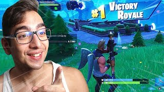 *Live* solo wins halen! (Fortnite: Victory Royale Nederlands/NL)
