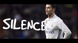 Cristiano Ronaldo - Silence ft Marshmello | Skills & Goals | 2017/2018 HD