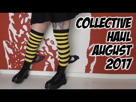 Collective Haul August 2017