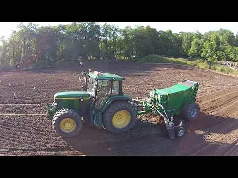 Dale Contracting. Silage and Tillage.  Norway 2018