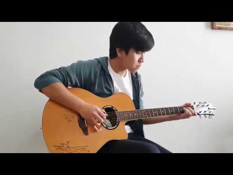 Secondhand Serenade Fall For You  Fingerstyle Guitar  Joshua Christian
