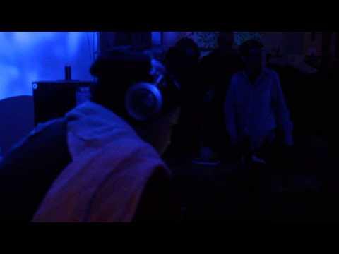 DJ NYAGWAI live at TELSA NIGHT V12 - Studio Loco