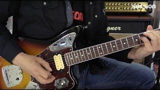 Fender Kurt Cobain Jaguar RW SB